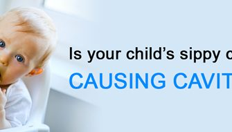 Is your child's sippy cup causing cavities?