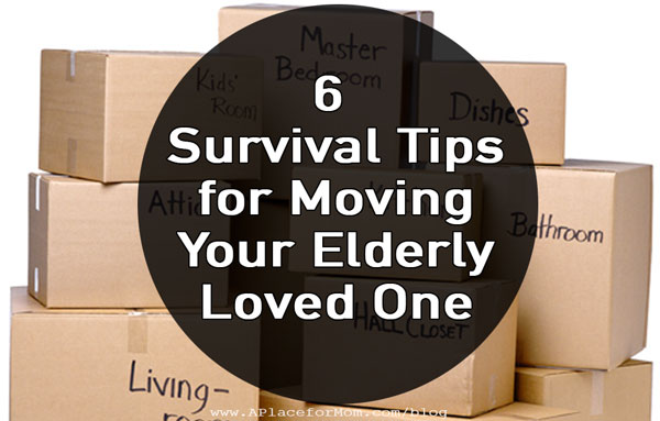 Seven Tips to Downsize When Moving to Assisted Living