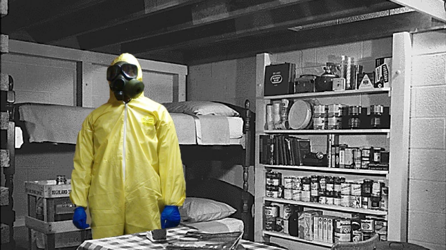 Ebola Coveralls