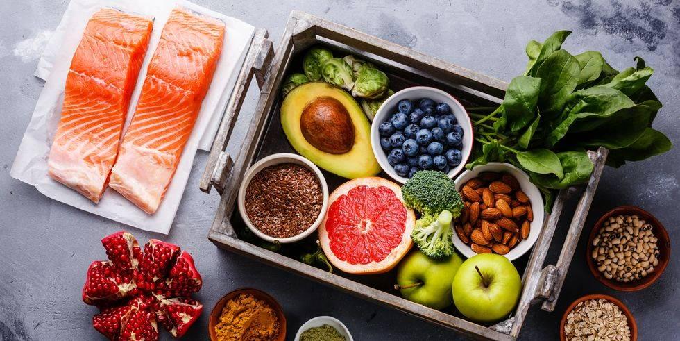 healthy food clean